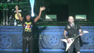 Anthrax -  Caught In A Mosh ~ Madhouse - Live in Japan, 18 May 2017