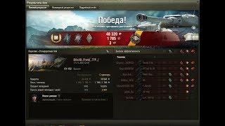 СУ-152 - Зверобойка против девяток.