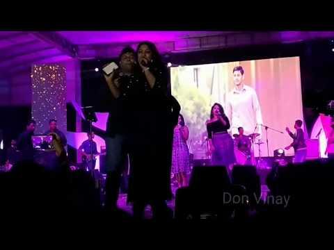SS Thaman Live performance at VNR VJIET || Sintillishunz