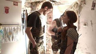 Young nurses swap studies for the front line in east Ukraine