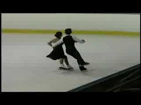 Fiesta Tango - Lake Placid 2008- Rebekah and Joel Schneider-Farris