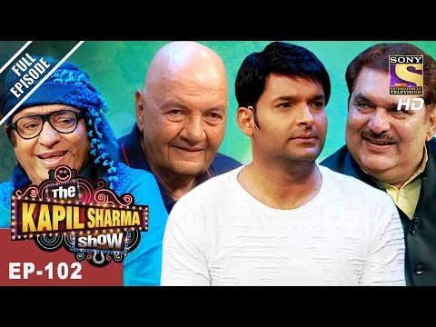 The Kapil Sharma Show - दी कपिल शर्मा शो - Ep - 102- Villains Special - 30th Apr, 2017