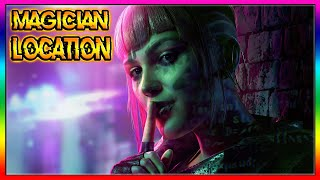 Watch Dogs Legion How To Get A Magician Location