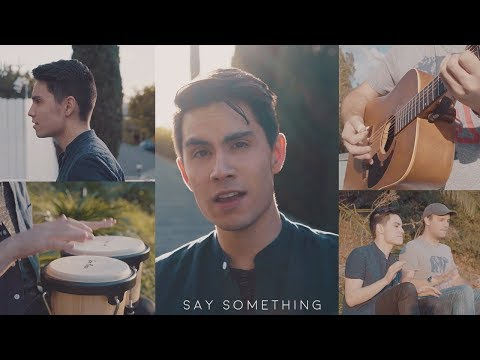 Say Something - Justin Timberlake ft. Chris Stapleton - Sam Tsui Cover