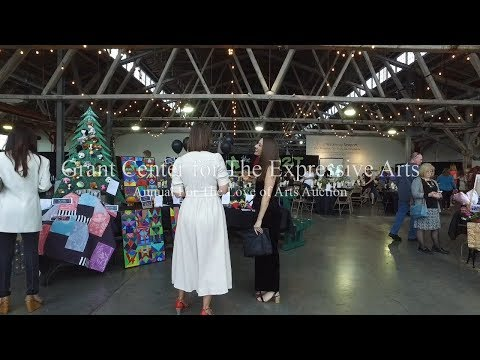 Grant Center for The Expressive Arts Auction 2018