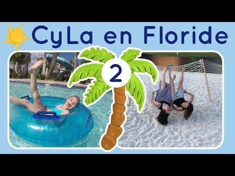 [DAILY VLOGS CYLA EN FLORIDE] JOURNÉE DE MALADE 🌴