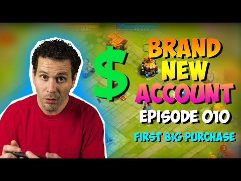 NEW ACCOUNT Episode 10: BIG PURCHASE!