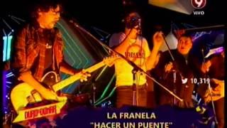MUSICAL LA FRANELA - SIEMPRE - HACER UN PUENTE - 24-04-15