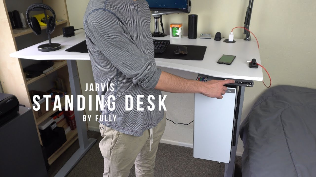 The Best Standing Desk You Can Buy 2017 Youtube