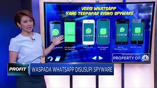Android - Waspada Whatsapp Disusupi Spyware