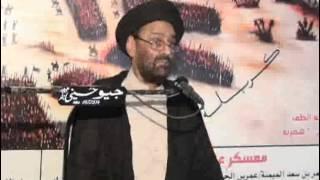 Allama Zulfiqar Hussain Naqvi SALANA MAJLIS SYED NAGAR 13 SEP 2015