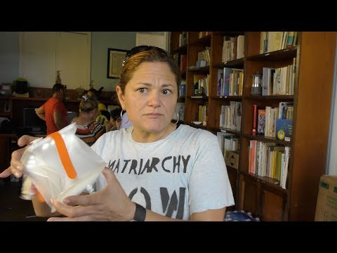 Council Delegation to Casa Pueblo, Adjuntas, Puerto Rico