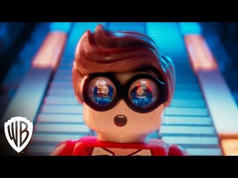Forever - DNCE | The Lego Batman Movie Lyric Video