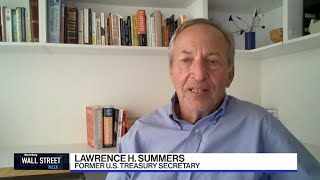 Dollar Fluctuations Not A Big Issue, Larry Summers Says