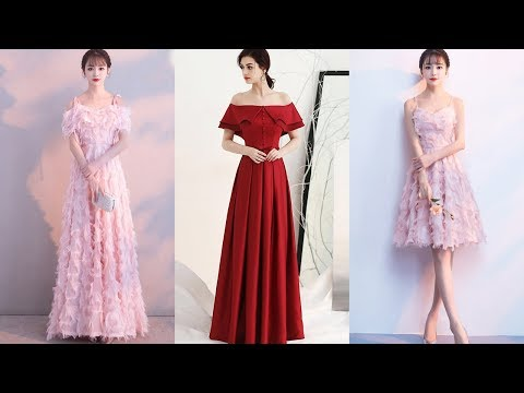 feather-evening-dresses|pink-short-prom-dresses|wine-red-satin-formal-gown