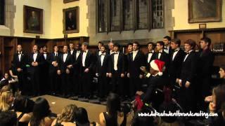 "The Pitchforks of Duke University - ""Jingle Bells"""