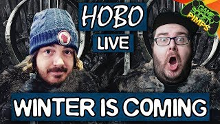 Winter Is Coming | Live Hobo Tough Life