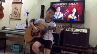 Chênh vênh - guitar nhí solo