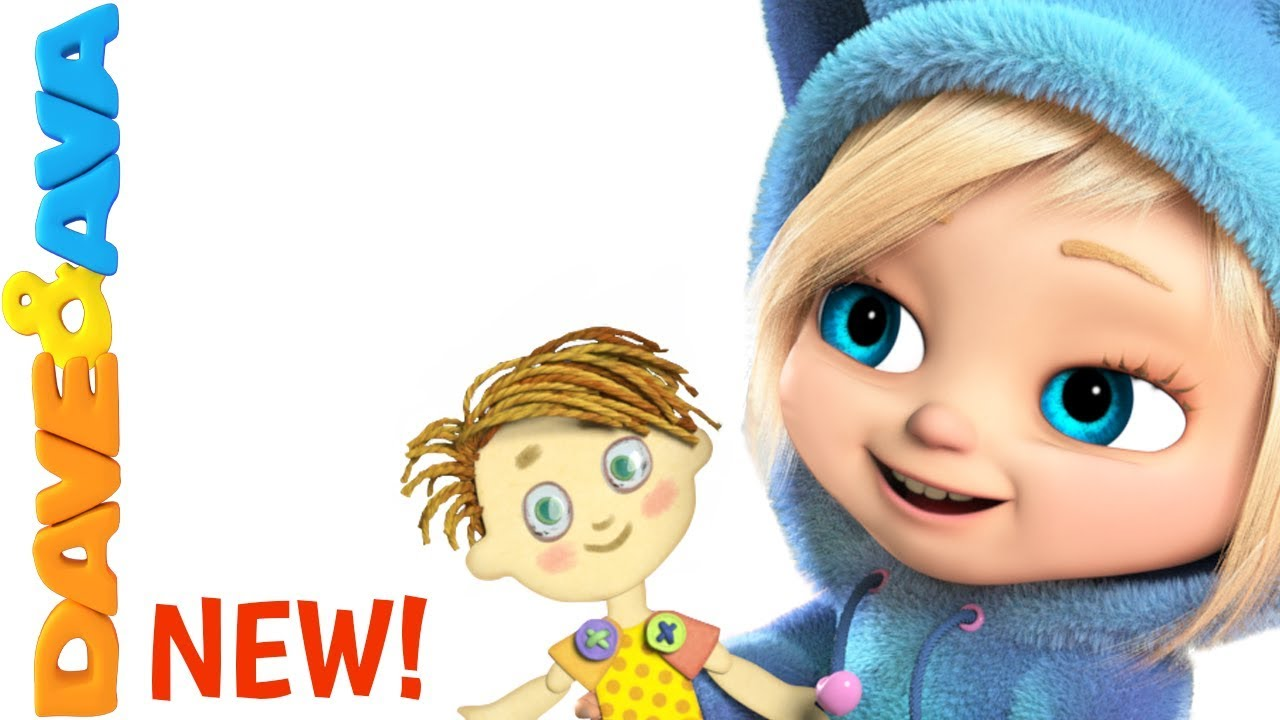👶Pin Pon | Nursery Rhymes and Baby Songs from Dave and Ava 👶