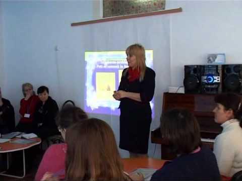 "Seminar: Mariana Marin ""Dezvoltarea gîndirii critice divergente la copiii preşcolari"""