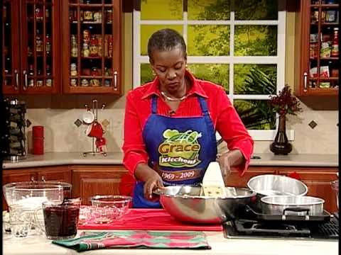 Grace Kitchens Jamaica Christmas Cake Recipe
