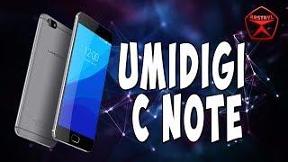 UMIDIGI C NOTE. Еще один китайский смартфон / Арстайл /
