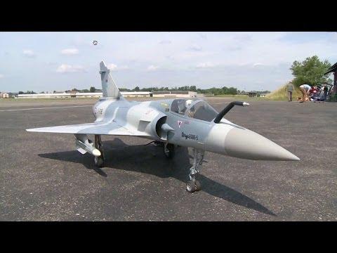 Swiss Aviation-Design Mirage-2000