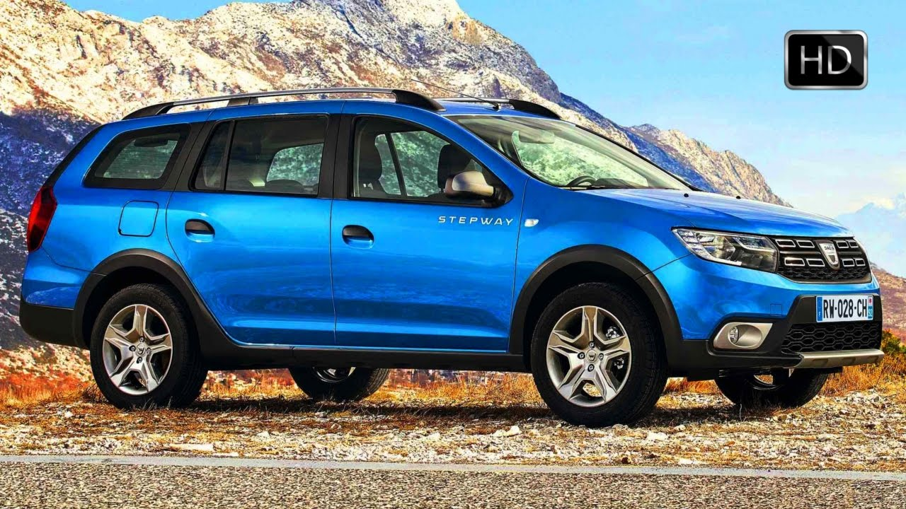 2018 dacia logan mcv stepway exterior interior design overview hd youtube. Black Bedroom Furniture Sets. Home Design Ideas