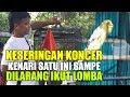 Keseringan Koncer Kenari Satu Ini Sampe Dilarang Ikut Lomba Ngobra(.mp3 .mp4) Mp3 - Mp4 Download