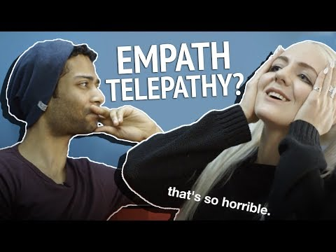 Ryan Cropper VICE Documentary | Empathic Abilities (The Telepathy Test)