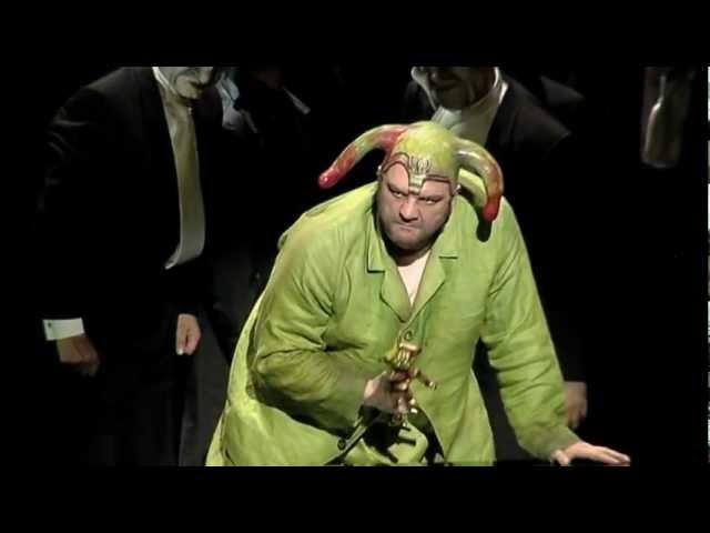 G. Verdi - »Rigoletto« // Semperoper Dresden