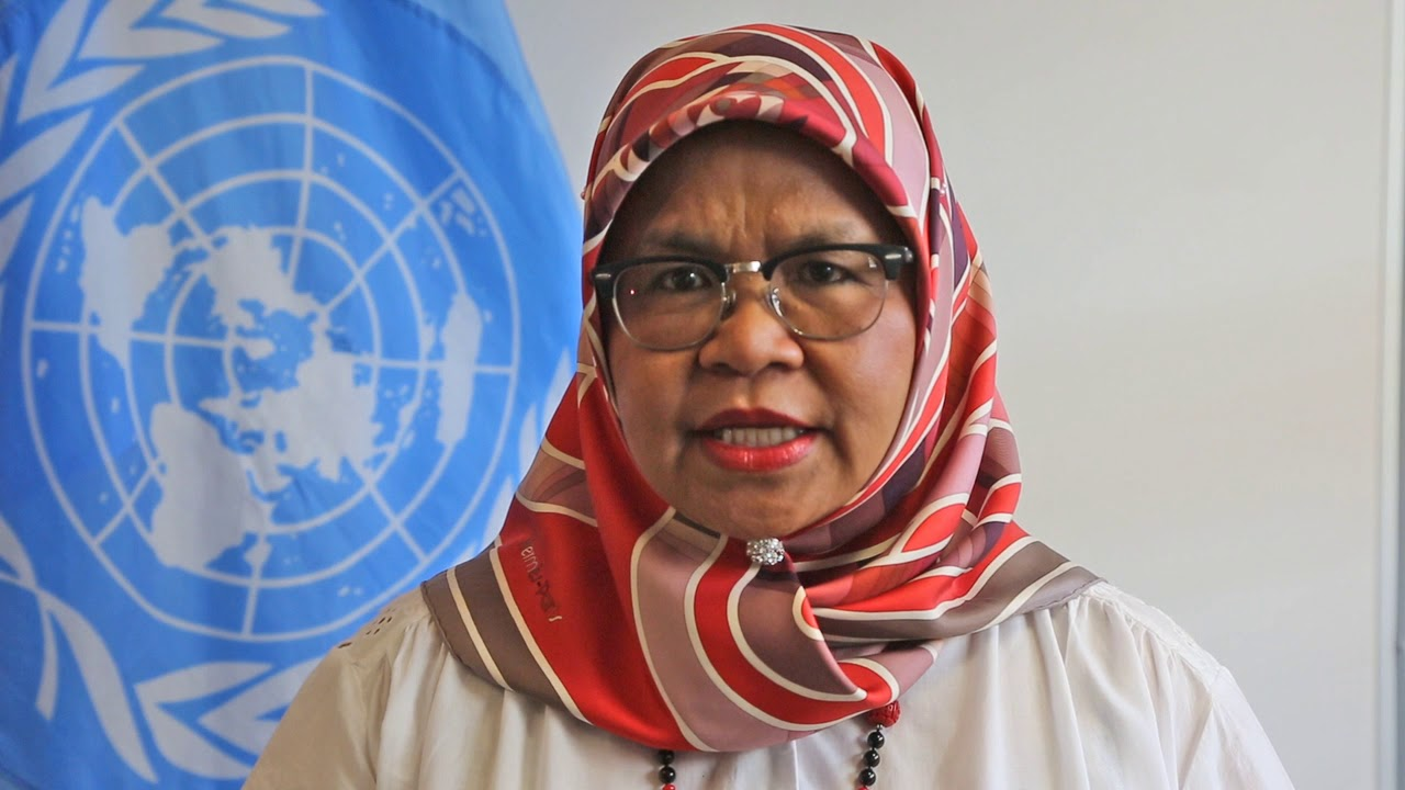 UN-Habitat Executive Director, Ms. Maimunah Mohd Sharif's Message on World Water Day 2019