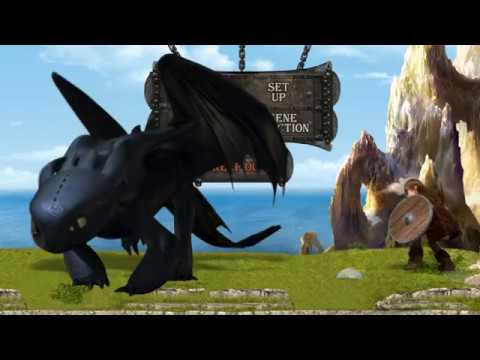 How to train your dragon dvd menu youtube how to train your dragon dvd menu ccuart Images