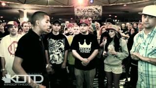 KOTD - GZ -  Illy vs Dirty Harry