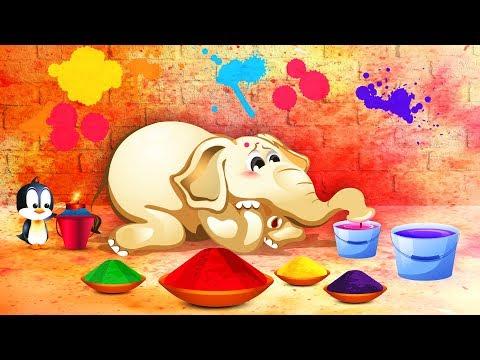 Funny Holi Wishes | Happy Holi Festival | Best Holi Greetings | Whatsapp Status | Zoozoo TV