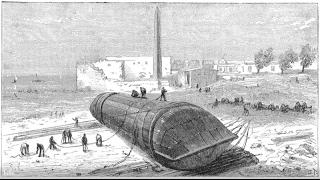 Игла Клеопатры.  Мифы и истории.(В центре Лондона стоит знаменитая стела игла Клеопатры. Есть много свидетельств о том, что эту стелу приве..., 2017-02-12T07:48:19.000Z)