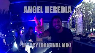ANGEL HEREDIA AQUASELLA 2017
