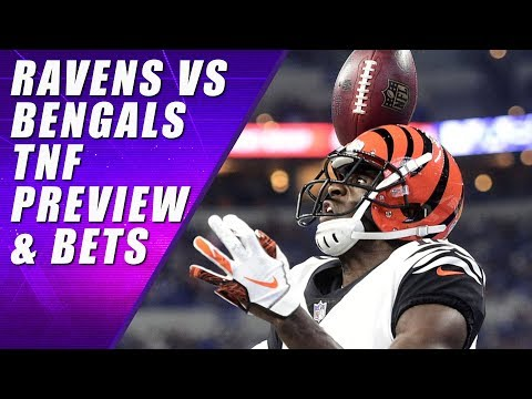 Baltimore Ravens vs Cincinnati Bengals: Thursday Night Football
