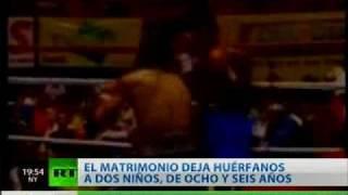 Edwin Valero se suicidó en la cárcel