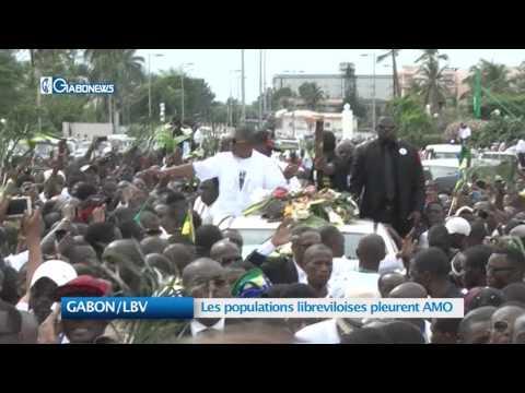 GABON/LBV: Les population libreviloises pleurent AMO