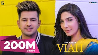 VIAH : JASS MANAK (Official Video) Satti Dhillon | Latest Punjabi Song 2019 | GK.DIGITAL | Geet MP3 Video