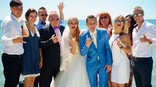 Свадебный клип Сочи 2016
