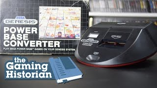 Sega Power Base Converter - Gaming Historian