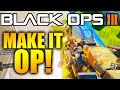 "BLACK OPS 3: MAKE THE ""GORGON"" OVERPOWERED IN BO3! THE MOST OP GORGON CLASS! (BO3 TIPS AND TRICKS)"