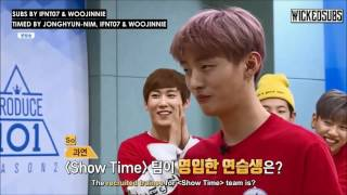 "[ENG SUB] Produce 101 Season 2 Episode 9 ""Show Time"" Cut (1/3)"