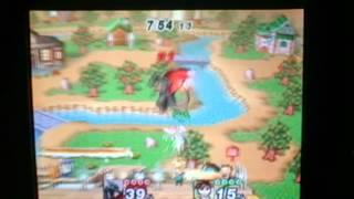 Flukey (Sonic/Charizard) vs Armada (Pit) SSBPM