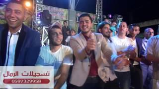 محمد العراني ويزن حمدان العريس عودة سمارة - دحيه اصيله - سيريس مع تسجيلات الرمال2017