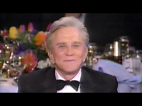 Download Kirk Douglas Tribute 1991--Michael Douglas, Lauren Bacall, Jean Simmons, Patricia Neal, Tom Cruise