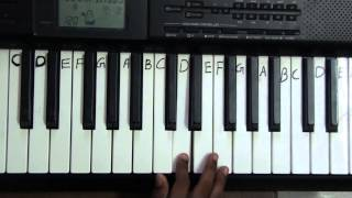 sollitaley ava kaadhala from kumki in keyboard