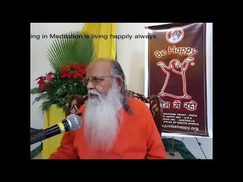 Living in Meditation retreat 1 of 3 @ Port elizabeth SA 2017(English)20170812 083400 OKYT